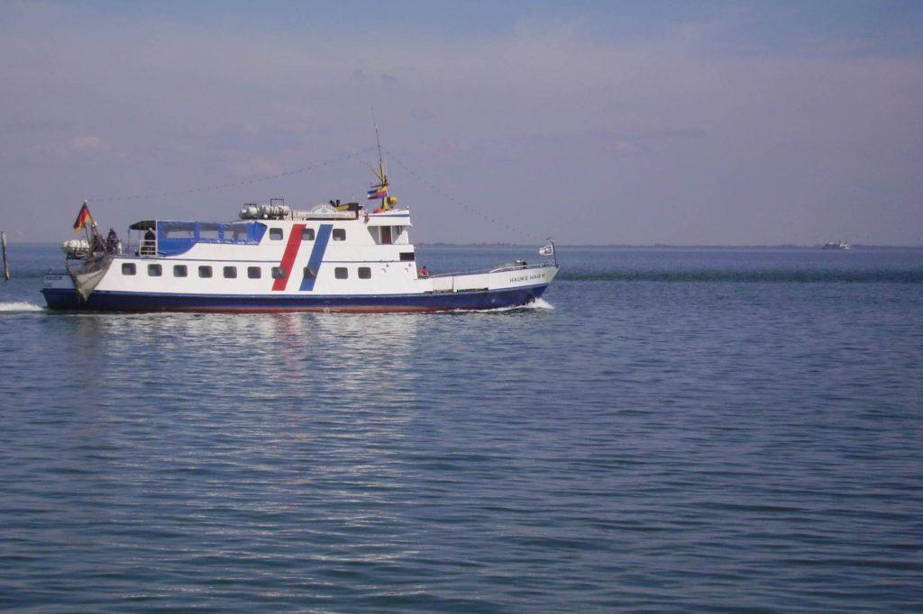 Auf jedem Schiff, das dampft und segelt: MultiStar